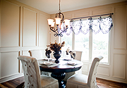 Builder, Construction, Custom, Kansas City Area, Clay, Platte, Gladstone, Copperleaf, Staley Farms, Manderley, Private Gardens, Woodneath, Johnsons Ridge, Embassy Park | John Shilt Homes | Dinning Room Table